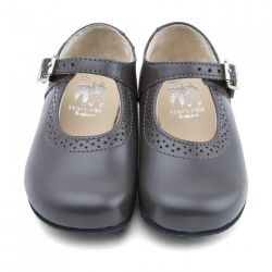 Start Rite Clare - chaussure classique fille - Gris