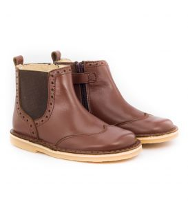 Start Rite New Bugsy, Boots Cuir Garcon
