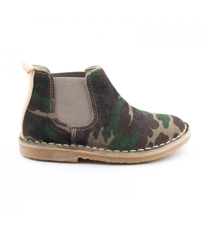 wildlederschuhe f r jungen boni camouflage. Black Bedroom Furniture Sets. Home Design Ideas