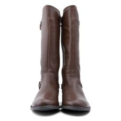 Start Rite Cavaletti - Bottes fille cuir - Marron